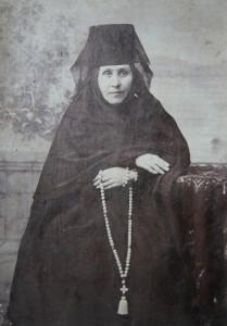Монахиня Краишевского монастыря