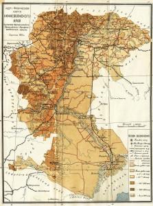 карта 1933